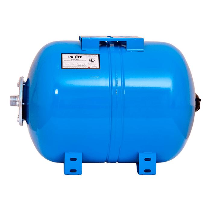 Баки гидроаккумуляторы Uni-Fitt для водоснабжения горизонтальные (Юнифит)