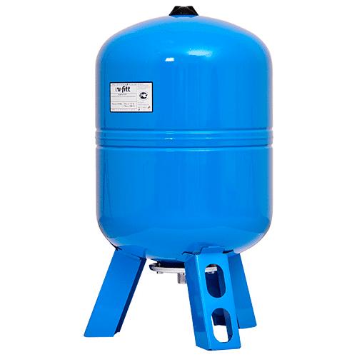 Баки гидроаккумуляторы Uni-Fitt для водоснабжения на ножках (Юнифит)