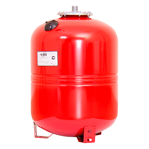 Мембранные расширительные баки Uni-Fitt для отопления (Юнифит)