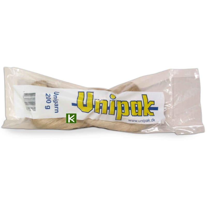 Лен сантехнический Unipak 1500220 UNIGARN коса 200 гр