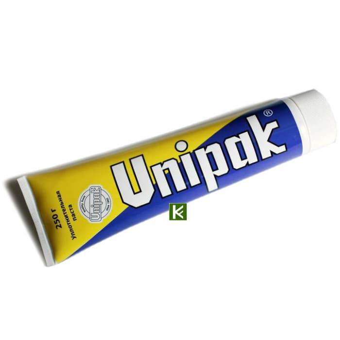 Паста для резьбовых соединений Unipak 250 гр (тюбик) 5075025