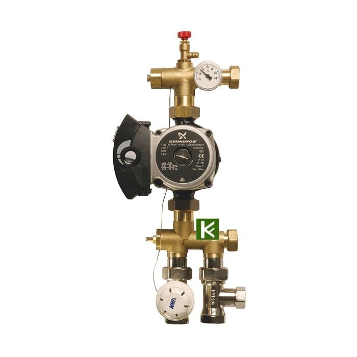 Смесительный узел Uponor Fluvia T Push-23-B 1046870
