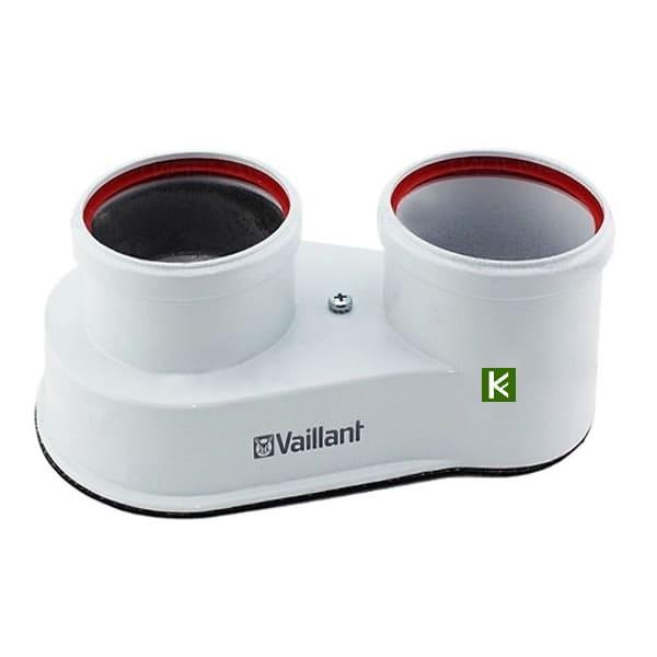 Разделительный адаптер Vaillant 0020199372 (дымоходы для котлов Вайлант)