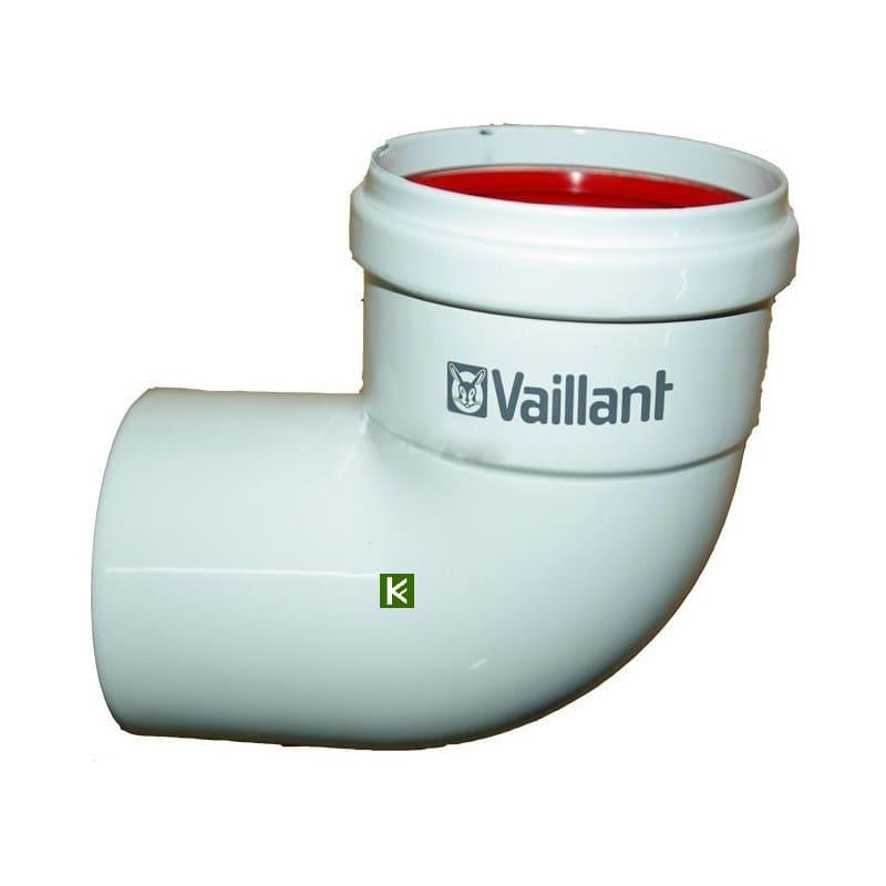 Отвод раздельного дымохода Vaillant 300818 (дымоходы для котлов Вайлант)