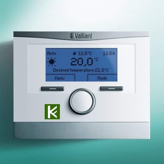 Регулятор отопления Vaillant multMATIC VRC 700/6 - автоматика для котла Вайлант