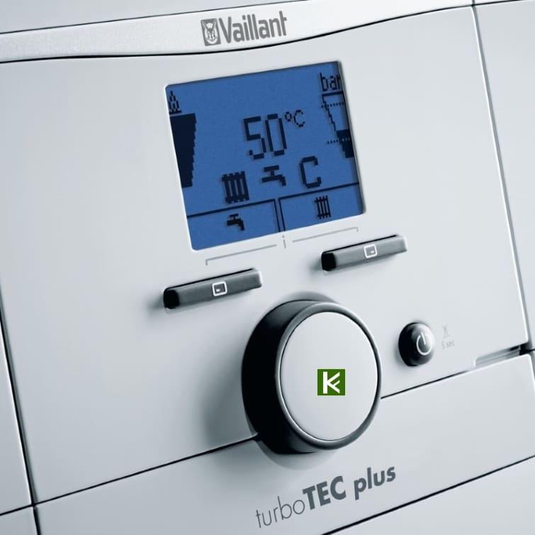 Вайлант 10015266 Котёл Vaillant turboTEC plus VUW 362/5-5