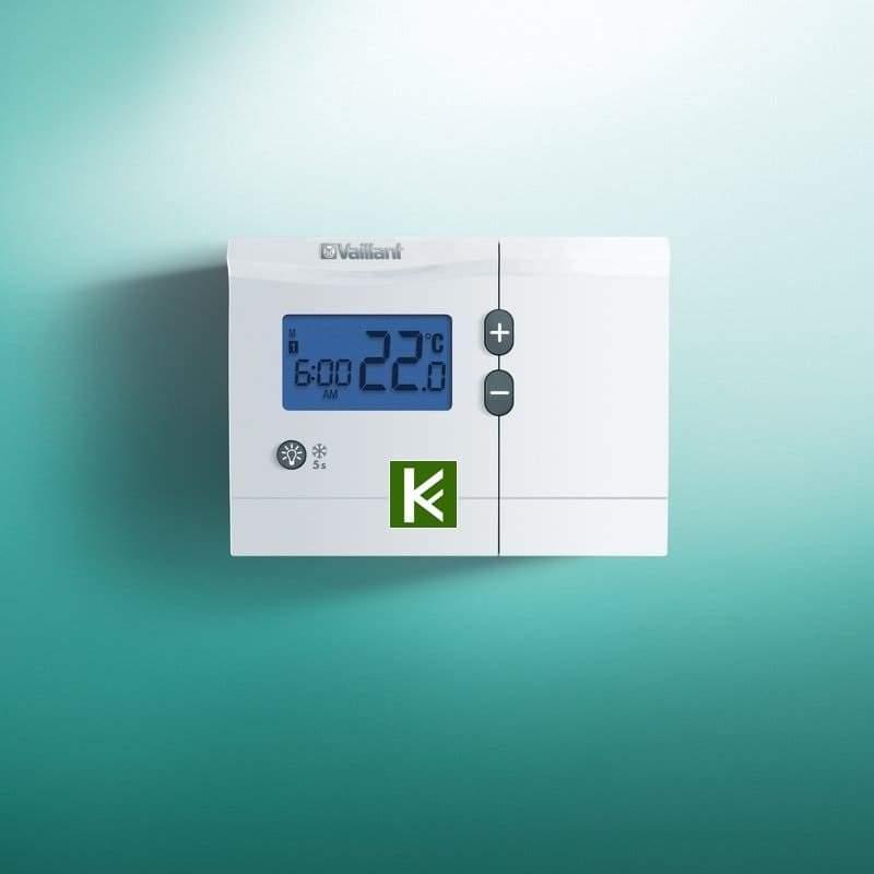 Комнатный регулятор температуры Vaillant VRT 250 - автоматика для котла Вайлант