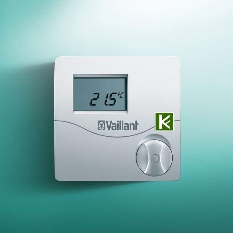 Комнатный регулятор температуры Vaillant VRT 50 - автоматика для котла Вайлант