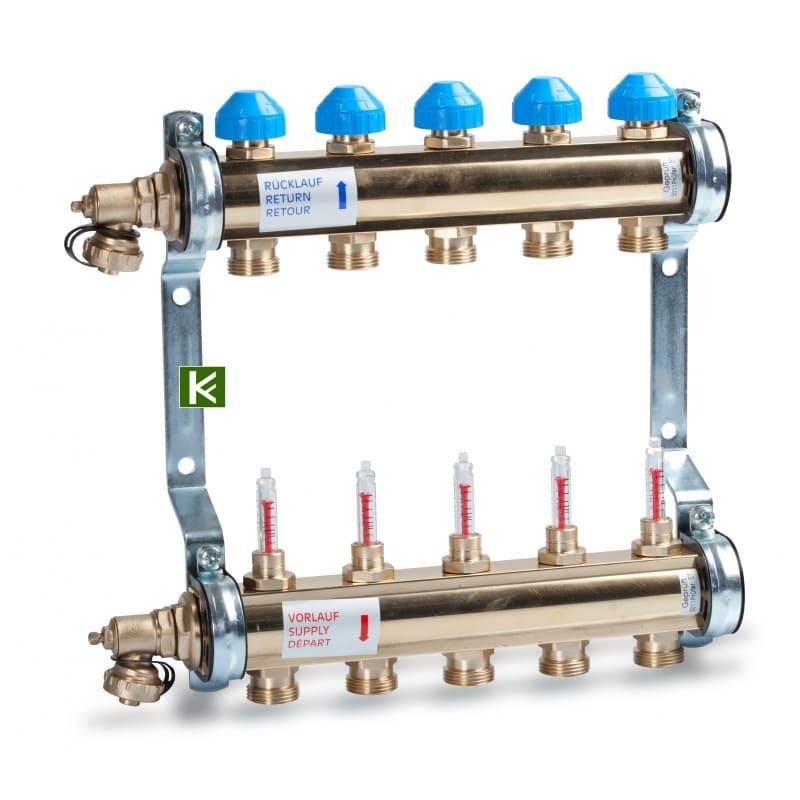 Коллекторы Watts HKV-T
