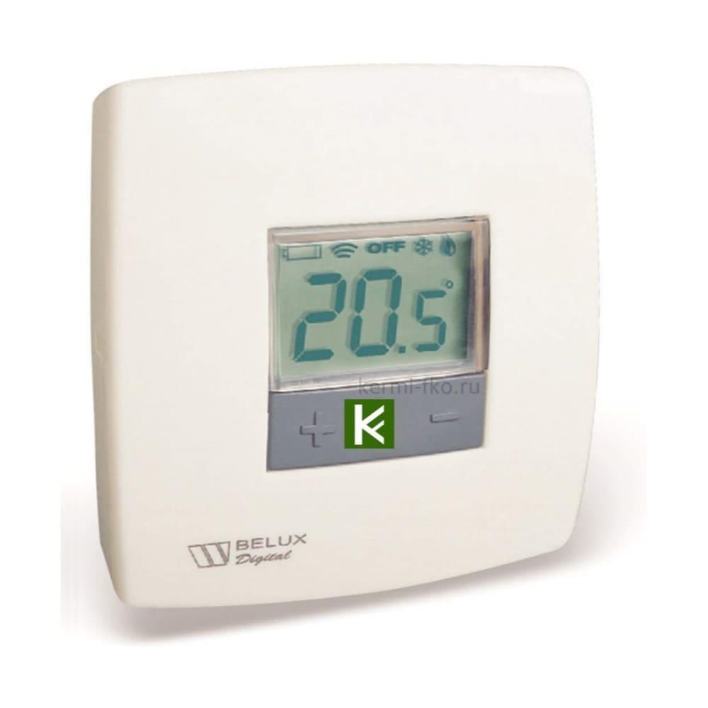 термостат Watts 10013373 - автоматика для водяного теплого пола