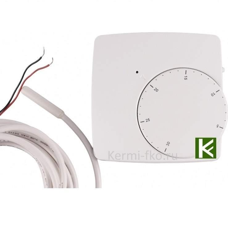 Термостат Watts 10021102 - автоматика Ваттс для водяного теплого пола