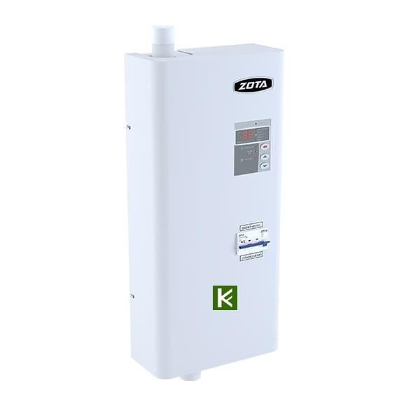 Электрические котлы отопления Zota Lux (электрокотел Зота Люкс)